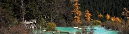 Jiuzhaiguo-Natuur-Reservaat